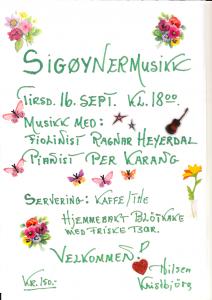 Sigøynermusikk 20140916